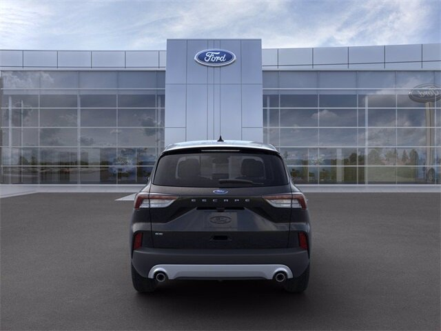 2021 Agate Black Metallic Ford Escape SE 1.5L EcoBoost Engine FWD Automatic 4 Door