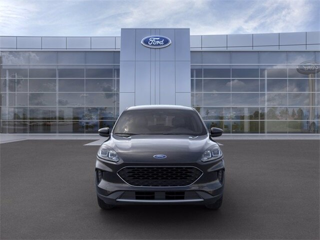 2021 Agate Black Metallic Ford Escape SE FWD 1.5L EcoBoost Engine 4 Door Automatic
