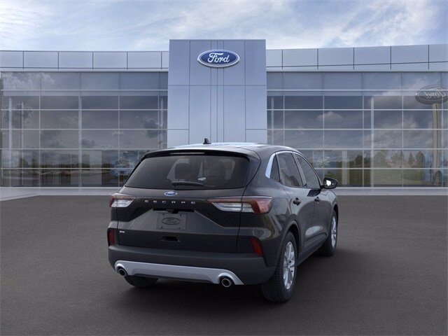 2021 Agate Black Metallic Ford Escape SE Automatic SUV 4 Door FWD 1.5L EcoBoost Engine