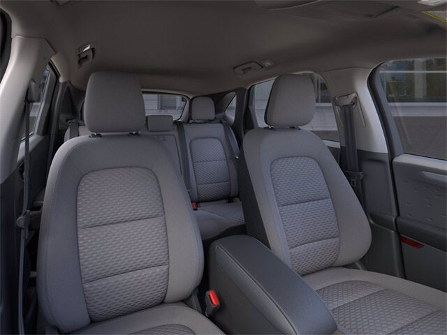 2021 Carbonized Gray Metallic Ford Escape SE Automatic FWD 4 Door