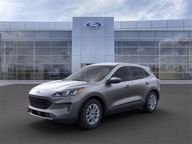 2021 Carbonized Gray Metallic Ford Escape SE Automatic 4 Door FWD 1.5L EcoBoost Engine