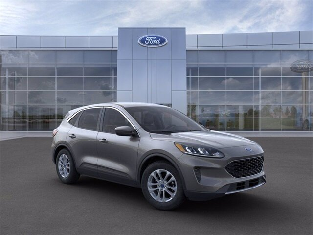 2021 Carbonized Gray Metallic Ford Escape SE SUV FWD Automatic 1.5L EcoBoost Engine 4 Door