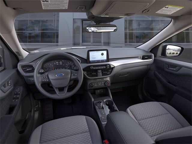 2021 Carbonized Gray Metallic Ford Escape SE 1.5L EcoBoost Engine Automatic 4 Door