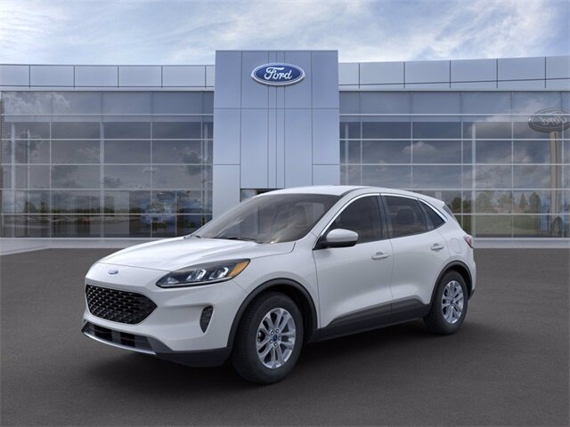 2021 Ford Escape SE FWD 1.5L EcoBoost Engine Automatic 4 Door