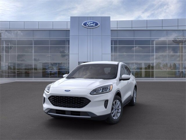 2021 Oxford White Ford Escape SE SUV Automatic 4 Door 1.5L EcoBoost Engine FWD