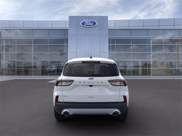 2021 Oxford White Ford Escape SE SUV FWD Automatic 1.5L EcoBoost Engine 4 Door