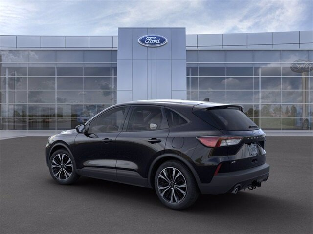 2021 Ford Escape SE 4 Door SUV AWD