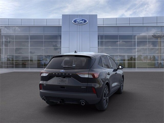 2021 Ford Escape SE 2.5L iVCT Engine Automatic (CVT) AWD