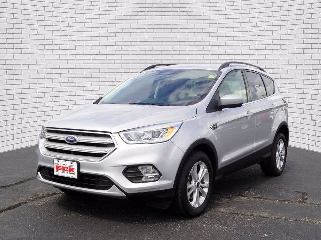 2019 Ford Escape SEL SUV 4 Door EcoBoost 1.5L I4 GTDi DOHC Turbocharged VCT Engine Automatic 4X4