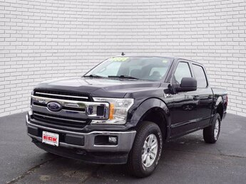 2020 Ford F-150 XLT Automatic 4X4 4 Door Truck