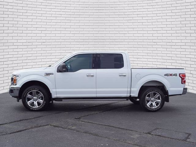 2019 Oxford White Ford F-150 XLT Truck 4 Door Automatic 4X4