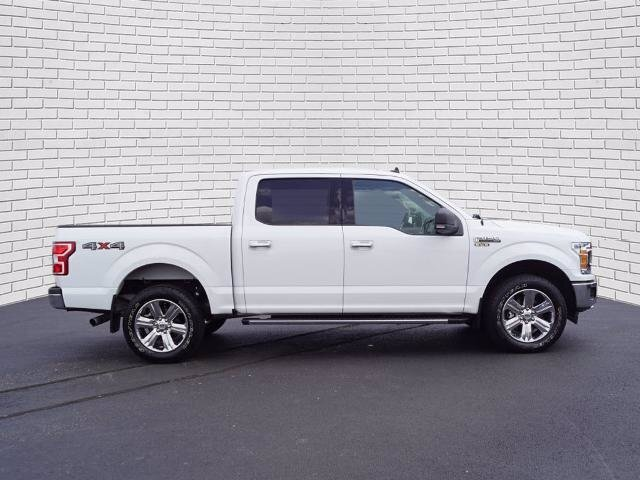2019 Ford F-150 XLT 4 Door Automatic 4X4 EcoBoost 3.5L V6 GTDi DOHC 24V Twin Turbocharged Engine