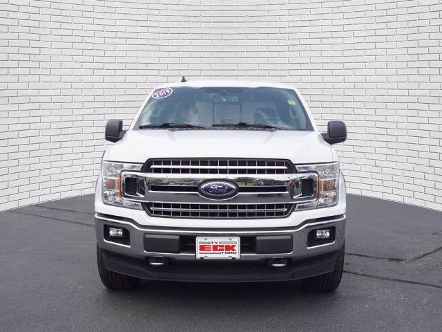 2019 Ford F-150 XLT Truck EcoBoost 3.5L V6 GTDi DOHC 24V Twin Turbocharged Engine Automatic 4X4 4 Door