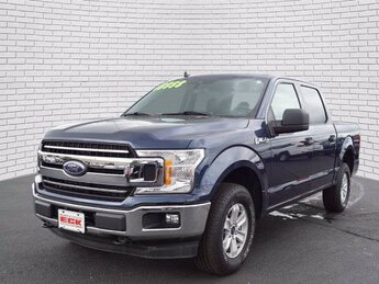2020 Ford F-150 XLT Automatic 3.5L V6 Engine 4 Door 4X4 Truck