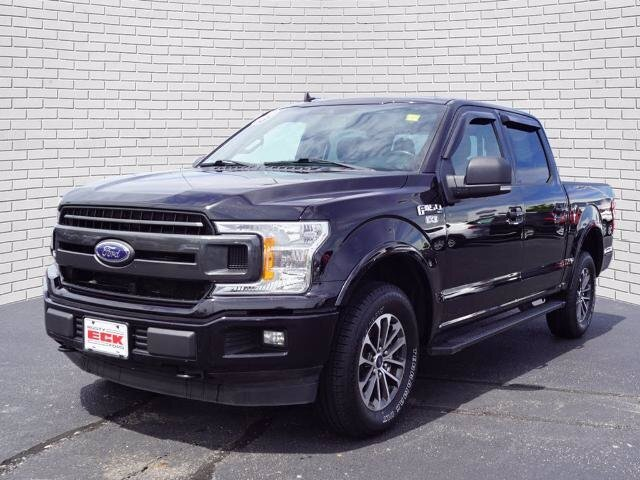 2019 Ford F-150 XLT Truck 5.0L V8 Ti-VCT Engine 4 Door 4X4 Automatic