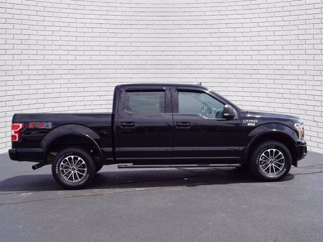 2019 Ford F-150 XLT Automatic Truck 4X4 5.0L V8 Ti-VCT Engine 4 Door