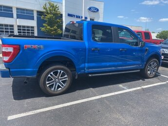 2021 Ford F-150 XL Automatic 4X4 Truck 4 Door 2.7L V6 EcoBoost Engine