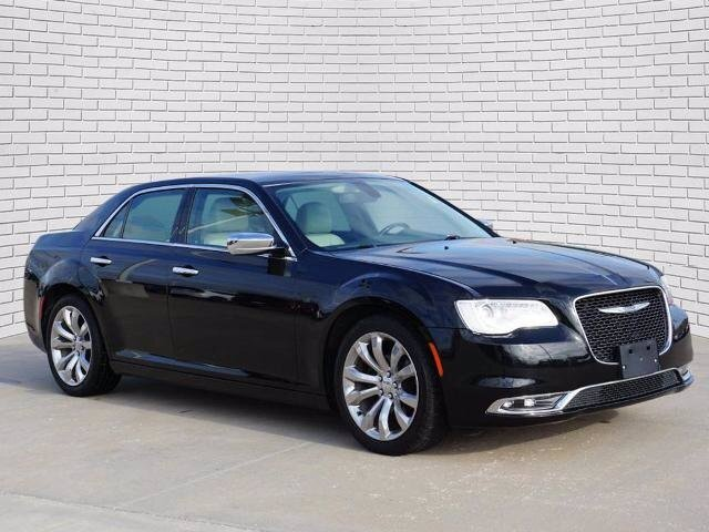 2018 Chrysler 300 Limited Automatic Car 3.6L V6 24V VVT Engine 4 Door RWD