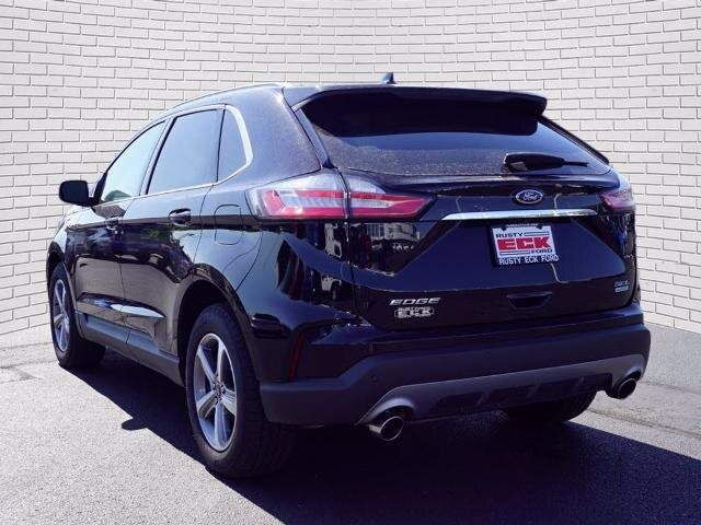 2019 Ford Edge SEL FWD SUV 4 Door EcoBoost 2.0L I4 GTDi DOHC Turbocharged VCT Engine
