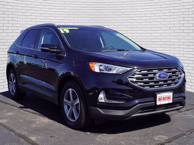 2019 Ford Edge SEL SUV 4 Door EcoBoost 2.0L I4 GTDi DOHC Turbocharged VCT Engine Automatic