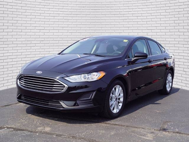 2020 Ford Fusion SE 4 Door Sedan Automatic FWD 1.5L EcoBoost Engine
