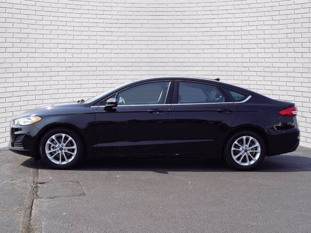 2020 Ford Fusion SE 1.5L EcoBoost Engine 4 Door FWD Sedan Automatic