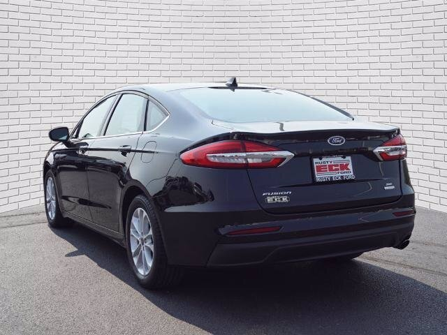 2020 Ford Fusion SE 1.5L EcoBoost Engine Automatic Sedan FWD
