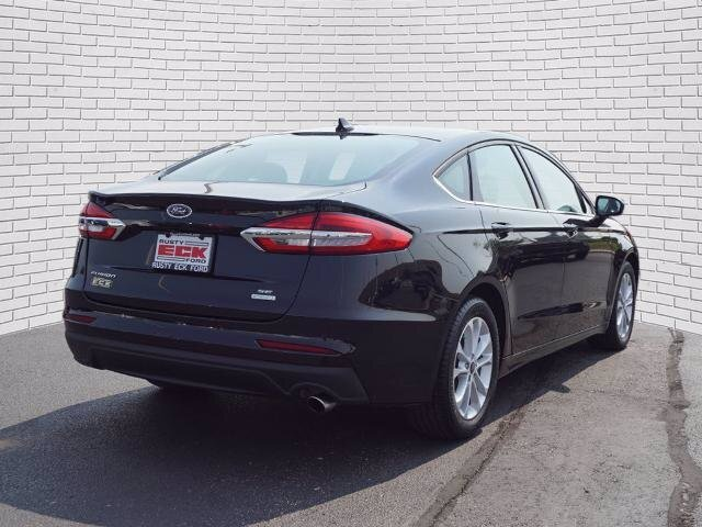 2020 Ford Fusion SE Sedan FWD 1.5L EcoBoost Engine 4 Door Automatic