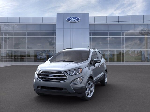 2021 Ford EcoSport SE EcoBoost 1.0L I3 GTDi DOHC Turbocharged VCT Engine FWD Automatic
