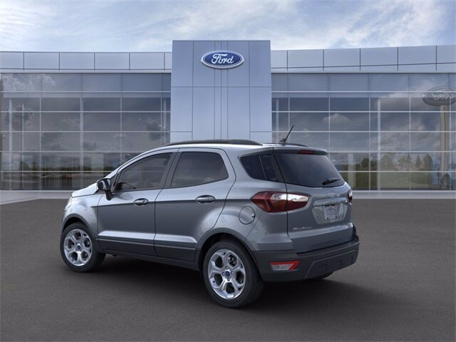 2021 Ford EcoSport SE 4 Door EcoBoost 1.0L I3 GTDi DOHC Turbocharged VCT Engine Automatic FWD SUV