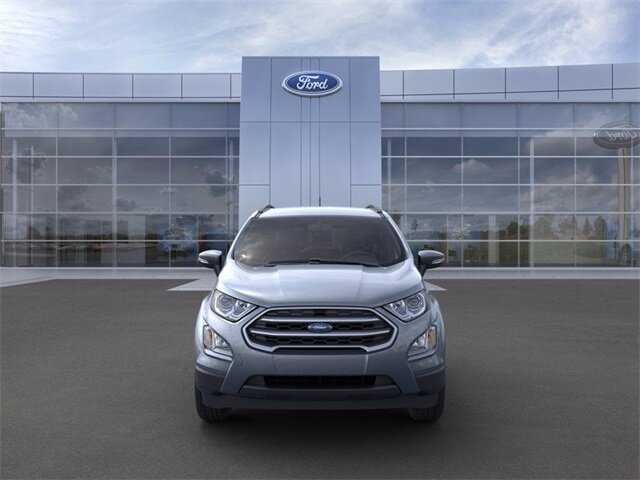 2021 Ford EcoSport SE Automatic SUV 4 Door EcoBoost 1.0L I3 GTDi DOHC Turbocharged VCT Engine FWD