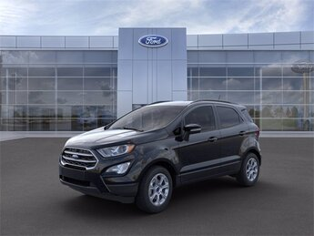 2021 Ford EcoSport SE Automatic FWD EcoBoost 1.0L I3 GTDi DOHC Turbocharged VCT Engine