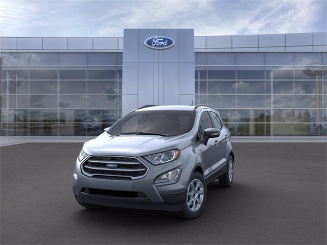 2021 Ford EcoSport SE Automatic 4 Door SUV FWD EcoBoost 1.0L I3 GTDi DOHC Turbocharged VCT Engine