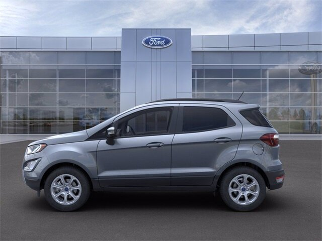 2021 Ford EcoSport SE 4 Door FWD EcoBoost 1.0L I3 GTDi DOHC Turbocharged VCT Engine