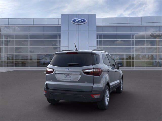 2021 Ford EcoSport SE EcoBoost 1.0L I3 GTDi DOHC Turbocharged VCT Engine SUV 4 Door FWD Automatic