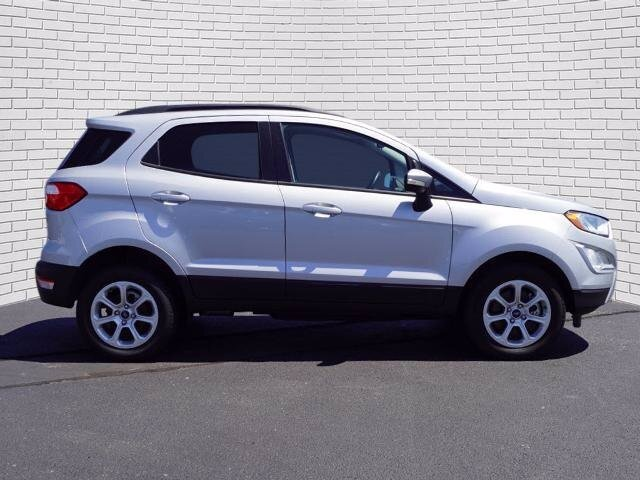 2018 Ford EcoSport SE SUV Automatic 4X4 4 Door