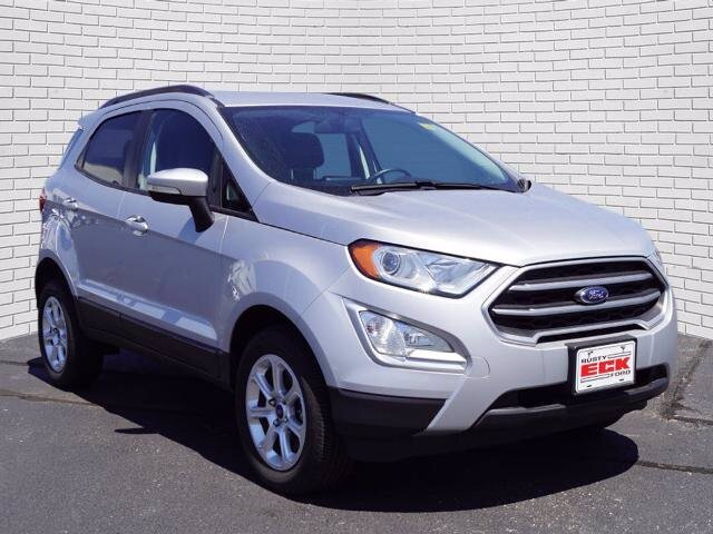 2018 Ford EcoSport SE 4 Door 2.0L I4 Ti-VCT GDI Engine SUV Automatic 4X4