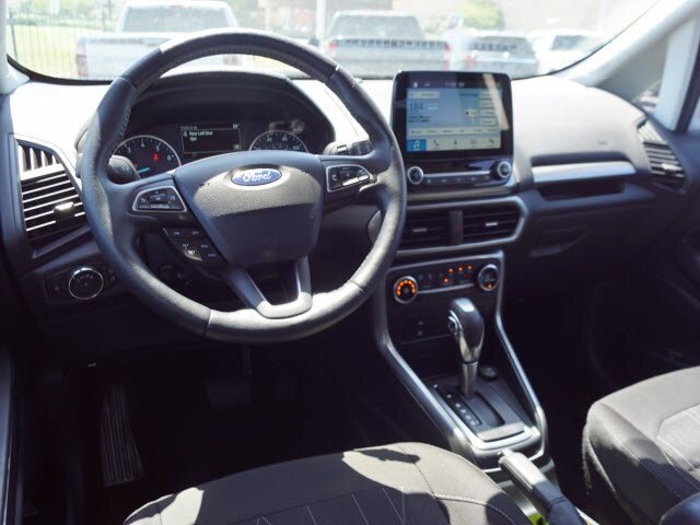 2018 Ford EcoSport SE 4X4 4 Door Automatic SUV