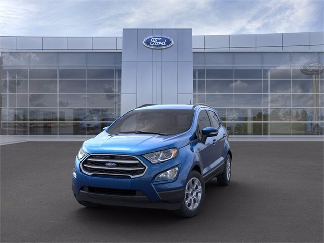 2021 Ford EcoSport SE Automatic 4 Door 4X4 SUV 2.0L I4 Ti-VCT GDI Engine