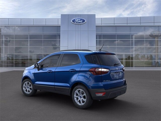 2021 Ford EcoSport SE 2.0L I4 Ti-VCT GDI Engine 4X4 Automatic 4 Door