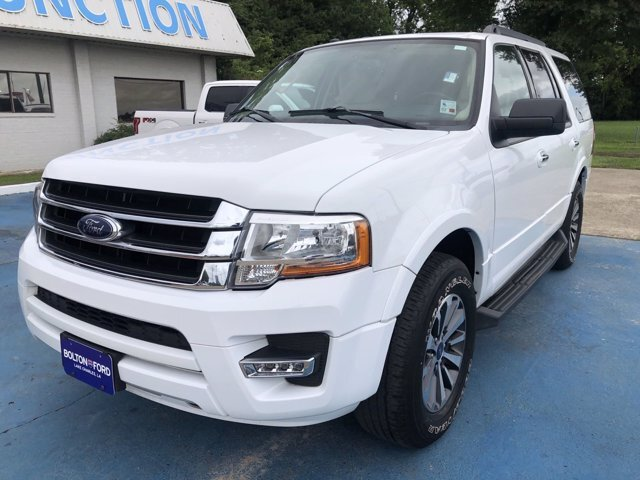 2016 Ford Expedition Twin Turbo Regular Unleaded V-6 3.5 L/213 Engine RWD Automatic SUV