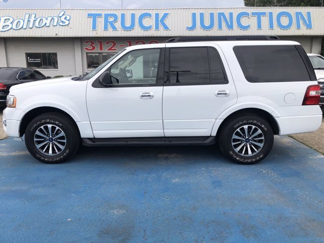 2016 Ford Expedition Twin Turbo Regular Unleaded V-6 3.5 L/213 Engine SUV 4 Door Automatic
