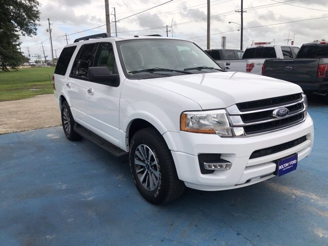 2016 Ford Expedition Twin Turbo Regular Unleaded V-6 3.5 L/213 Engine Automatic SUV 4 Door RWD