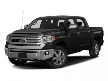 2016 Midnight Black Metallic Toyota Tundra 4WD Truck 1794 Truck 4X4 4 Door Regular Unleaded V-8 5.7 L/346 Engine