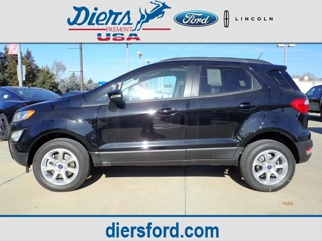 2020 Ford EcoSport SE Automatic 4X4 4 Door SUV 2.0L I4 Ti-VCT GDI Engine