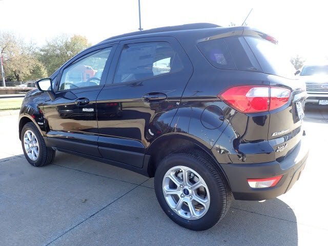 2020 Shadow Black Ford EcoSport SE 4X4 4 Door 2.0L I4 Ti-VCT GDI Engine Automatic