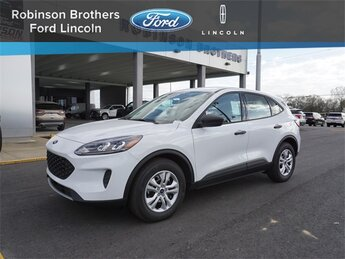 2021 Oxford White Ford Escape S 4 Door FWD Automatic SUV