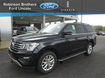 2021 Antimatter Blue Metallic Ford Expedition XLT Automatic RWD SUV