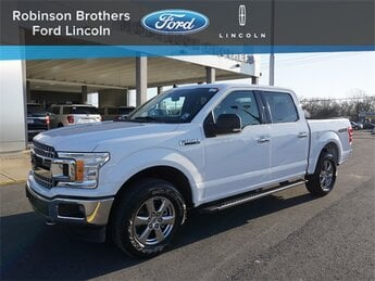 2020 Ford F-150 XLT Truck 4X4 2.7L V6 EcoBoost Engine Automatic