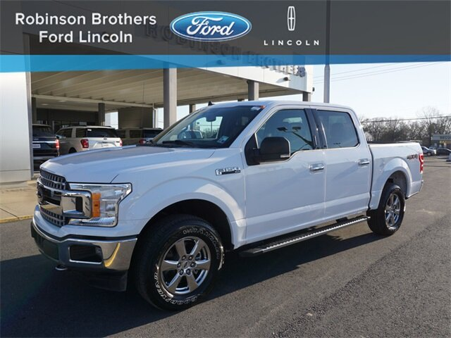 2020 Ford F-150 XLT Truck Automatic 4 Door EcoBoost 2.7L V6 GTDi DOHC 24V Twin Turbocharged Engine